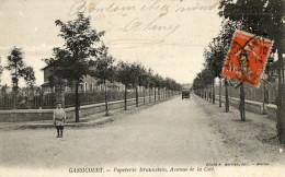 MANTES GASSICOURT (78) Papeterie Braunstein Avenue De La Cité - Mantes La Jolie