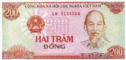 NEUF : BILLET DE 200 DONG - VIETNAM - 1987 - Vietnam
