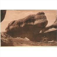 CNCTP6106CPA-LFT5114TDM.Tarjeta Postal DE CUENCA.Piedras De Formas Extrañas En La CIUDAD ENCANTADA.Cuenca - Dolmen & Menhirs