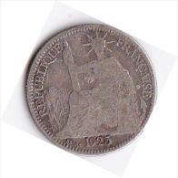 FRANCE - INDOCHINE - PIECE DE 10 CENT 1925A - Colonies