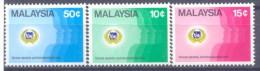 1975. Malaysia, International Women´s Day, 3v, Mint/** - Malaysia (1964-...)