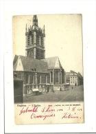 Enghien Eglise ( Terrain De Balle Pelote ) - Enghien - Edingen