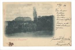 11543 - Pozdav Z Napajedel Zamek - Hongrie