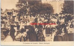 Nuoro Processione Del Carmelo Costumi Molto Bella - Nuoro