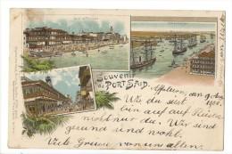 11545 - Souvenir De Port Saïd Litho - Port-Saïd