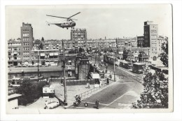 11548 - Rotterdam Mathénesserbrug De Helicopter In Het Stadsbeeld - Rotterdam