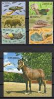 SERIE Y HB  CUBA 2013 ANIMALES DOMESTICOS - ANIMAUX DE COMPAGNIE CHEVAL - Timbres