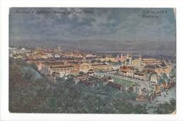 11553 - Pozdrav Z Jubilejni Vystavy U Praze 1908 Celkovy Pohled Illuminace - Tchéquie