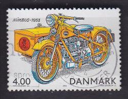 Danemark: Véhicules Postaux: Side-car Nimbus 1315 - Motorbikes