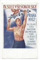11557 -  Prague IX. SLET VSESOKOLSKY Praha 1932 - Tchéquie