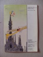 Cartolina/postcard 25 Settembre 1960. Traversata Delle Alpi In Elicottero - Ente Provinciale Per Il Turismo Di Milano. - Non Classificati