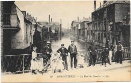 BAILLEUL:LE PONT DE FLANDRES - Autres Communes