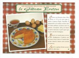 LE GATEAU BRETON-RECETTE DE BRETAGNE- - Recettes (cuisine)