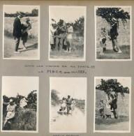 Lot De 6 Photos Amateur Mèze (34 Hérault) 1929 - Photographie Ancienne - No CPA - Mèze