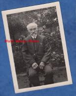 Photo Ancienne - Un Ancien Combattant Avec Belle Médaille à Identifier - Guerra, Militari