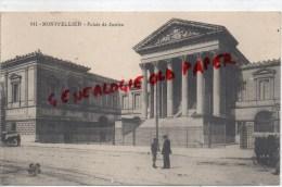 34 - MONTPELLIER - PALAIS DE JUSTICE - Montpellier