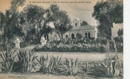 AFRIQUE - MAROC - OUDJDA - Dar El Baraka , Pris Du Jardin Public - Autres