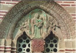 YU.- Kalenic. Klooster. The Monastery Of Kalenic - Detail. 2 Scans - Joegoslavië