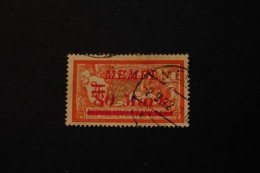 Memel 91 Overprint Surcharge Used 1922 A04s