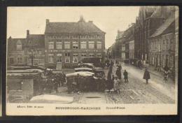 Guerre 14-18 - Rousbrugge-Haringhe - La Grand'Place
