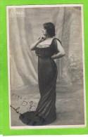 Emilienne Picco  autographe, gesigneerd Th�atre Royal d�Anvers