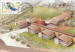 44 BOUAYE  1997 Lycée Public Architecte J.P. Logerais - Bouaye