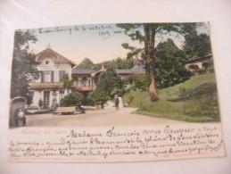 Luxembourg Mondorf Les Bains 1903 - Mondorf-les-Bains