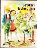 Gabriel Reau - STOUKY Le Cigogneau - Éditions Touret - Collection Amandine - Livres, BD, Revues