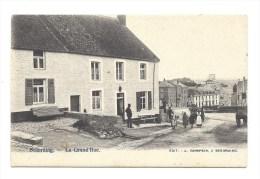 CPA - Belgique - BEAURAING - La Grand´Rue - Très Animée - Beauraing