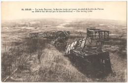 Dépt 55 - BRAS-SUR-MEUSE - Le Train Sauveur, Le Dernier Train Qui Passa Au Pied De La Côte Du Poivre... (Guerre 1914-18) - France