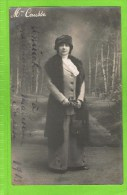 Causse Lucienne Th�atre Royal d�Anvers   autographe