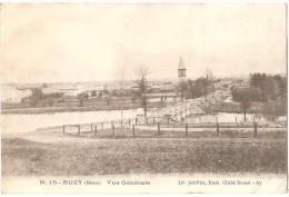 Dépt 55 - BUZY-DARMONT - Vue Générale - (pont, église) - Autres Communes