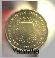 @Y@  Nederland   20   Cent  2001    UNC - Netherlands