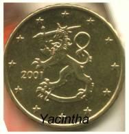 @Y@  Finland  1 0 Ct  2001  Unc - Finland