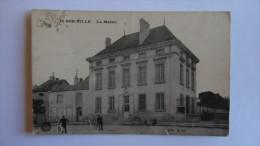 is sur tille 1917 - la mairie