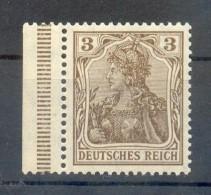 DR-Germania 84IIb RAND Dgz**POSTFRISCH BPP(89049 - Ungebraucht