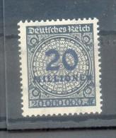 DR-Infla 319b**POSTFRISCH BPP 40EUR(D2540 - Germany