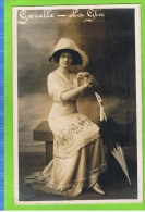 Marcelle Gavelle Premi�re Dugazon, in �La Glu� 1912 Theatre Royal d�Anvers, Autographe