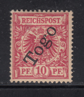 1897   MICHEL   Nº  3    / * / - Colony: Togo