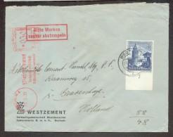 DR-3.Reich BEDARFSBRIEF 682 EF AUSLANDSBRIEF (43121 - Briefe U. Dokumente
