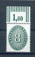 DR-Dienst 116WOR OBERRAND**POSTFRISCH 10EUR (71564 - Dienstpost