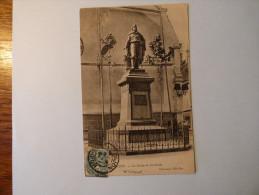 La Statue De Garibaldi - Dijon