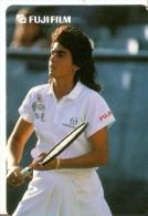 CALENDARIO DEL AÑO 1992 DE ANDREA SABATINI (TENIS) FUJI FILM (CALENDRIER-CALENDAR) EXPO´92 SEVILLA - Tamaño Pequeño : 1991-00