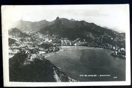 Cpa Carte Photo Du Brésil  Rio De Janeiro -- Botafogo JA15 12 - Rio De Janeiro