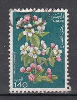 Algerije 1978 Mi Nr 721  Bloemen, Flowers - Algerije (1962-...)