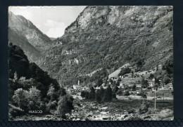 TICINO TESSIN -  FRASCO , VAL VERZASCA - TI Tessin