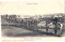 ALBAN  Vue Générale Timbrée TTB - France