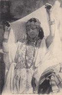 Afrique - Algérie - Femme Ouled-Nails - Bijoux - Militaria Tirailleurs Cachets Postaux 1916 Bone Tours - Algérie