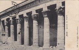 Egypte - Philae Temple - Précurseur - Galerie Du Temple - Sin Clasificación