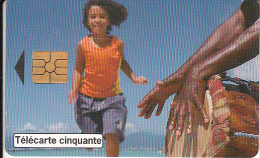 GUADELOUPE - Direction Regionale De Guadeloupe, Tirage 3000, 06/98, Used - Antilles (French)